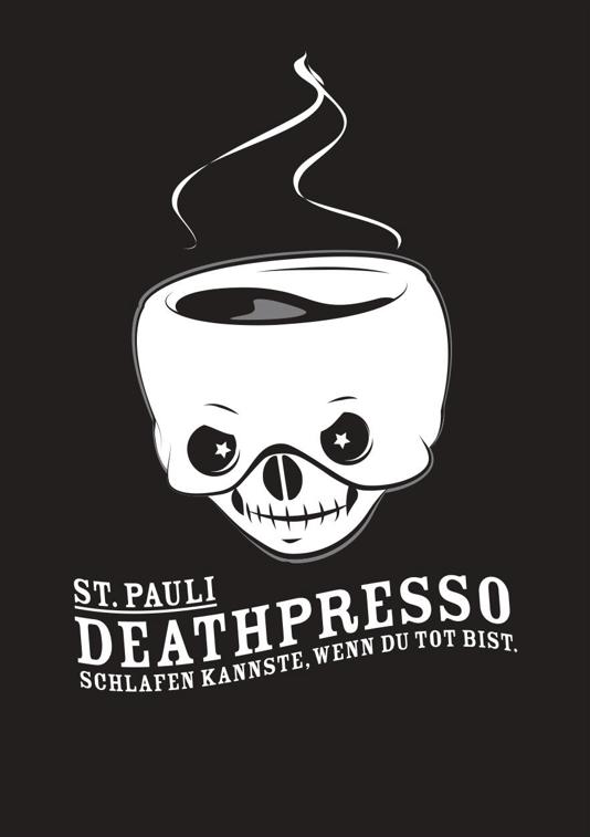 Deathpresso Cafe Hamburg