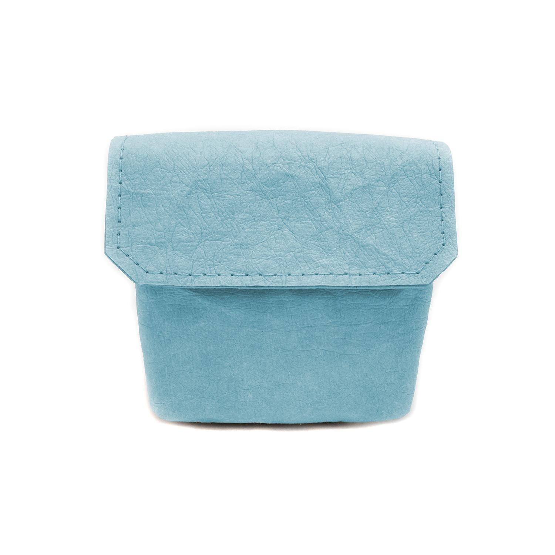 Tasche-mit-klettverschluss-aus-Papier-von vorne-farbe-sky